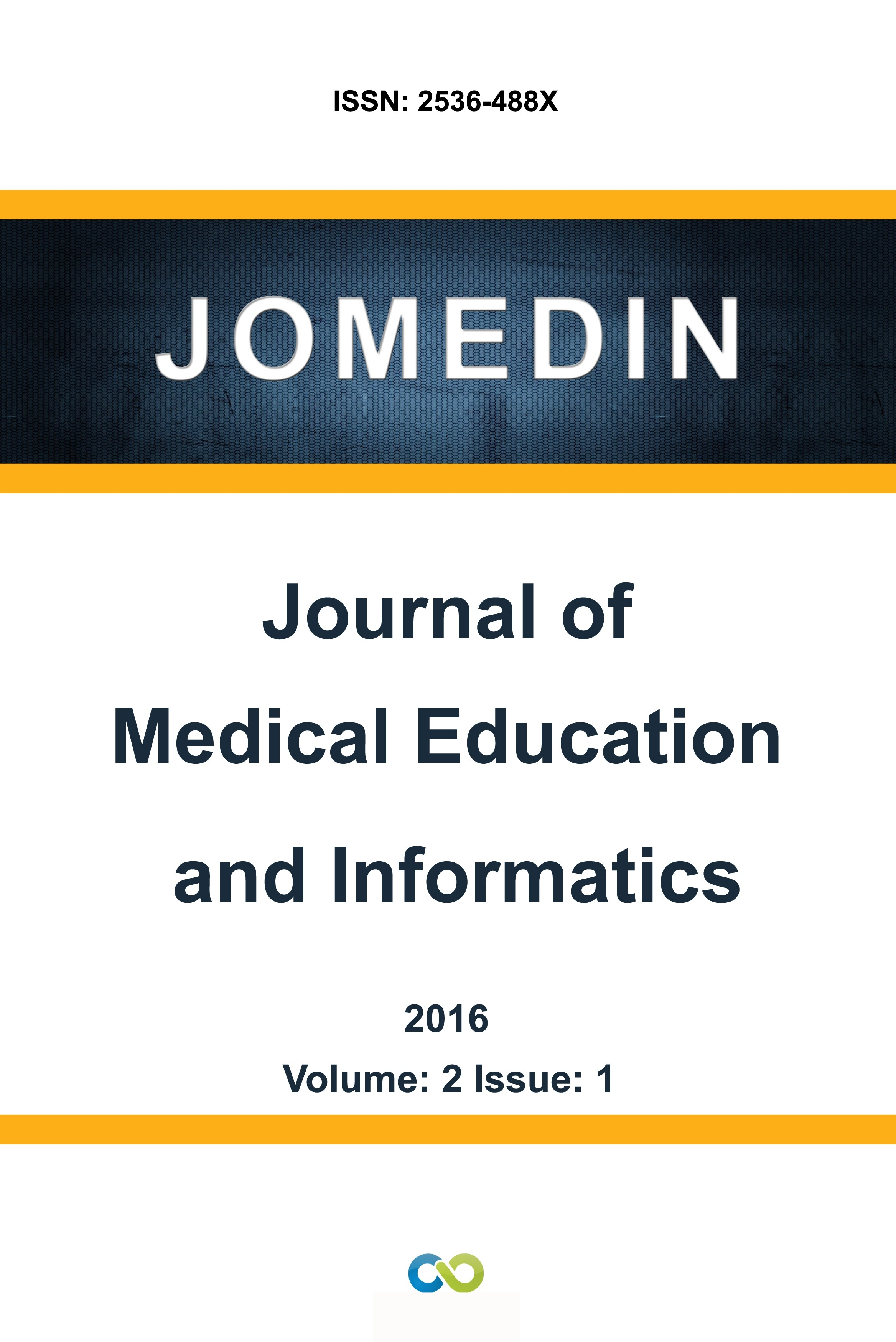 Journal Of Medical Education And Informatics